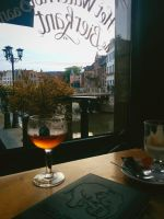 A beer in Ghent by vitorizza