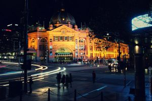 Night at Flinders by MelJeanPhotography