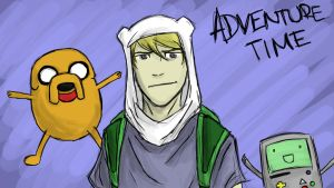 Adventure Time by Demon-Sword-Art