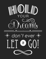 Hold your Dreams by riaalba