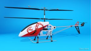 3d Rc Heli 1 by ozkan3419