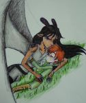 sleeping in sunshine by Forever-Is-Over23