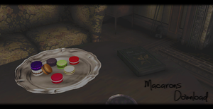 .:Macarons Download:. by Aia-Aria