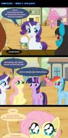 COM - Where's Applejack? (COMIC) by AniRichie-Art