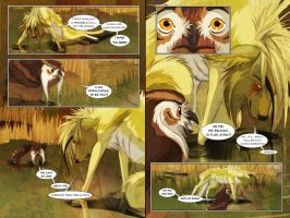 Giderah Issue 1 page 5 - 6 by Plaguedog