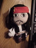 Johnny Depp - Jack Sparrow by snowtigra