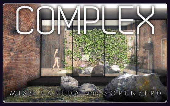 ''Complex'' Available Now! by SorenZer0