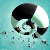 Flying Away by Fractal-Kiss
