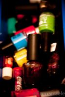 Nail Varnish? - Day 24 - 24/01/13. by oEmmanuele