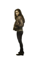 PNG - The 100 - Raven Reyes - Lindsey Morgan by Andie-Mikaelson