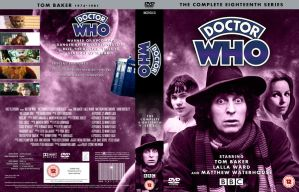 DOCTOR WHO CLASSIC  SERIES 18 by MrPacinoHead