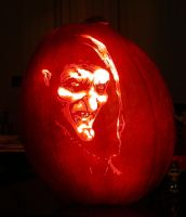 Evil Witch Jack-O-Lantern by Revelation-Six
