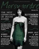 Morsmordre Magazine - Issue 2 by KMeaghan