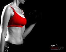 Nike Advert 1 by AbhaySingh1