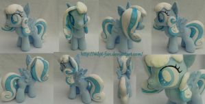 SNOWDROP plushie by MLPT-fan
