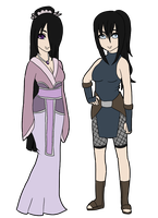 Sisters Adoptables :CLOSED: by Thongchan