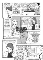 Project Red Chapter 1 Pg 1 by DrawSlowly