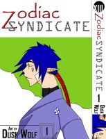 Zodiac Syndicate Vol.1 Cover by Dusk-Wolf