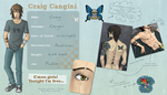 Craig reference sheet by Taru-Sama