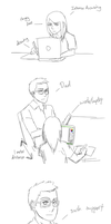 My sense of when to and when not to draw EreMin by emu-chann