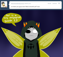 Sollux: Answer a question by Eganov