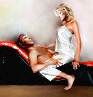 Tantric Chaise by karracaz