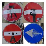 roadsigns by iram