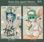 draw it again by FishOuO
