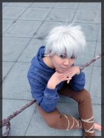 Wanna Play~? (Jack Frost) by KT-ExReplica