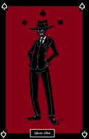 Spades Slick by Squidbiscuit