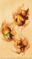 fave starters i choose you by CoconutMilkyway
