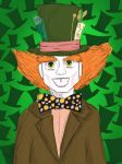 Mad Hatter - Alice in Wonderland by Rayomacuin88