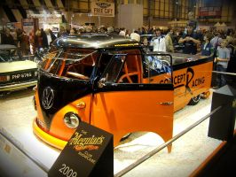 Meguiars 1963 VW Pick Up by Zer0Gfx