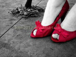 Red Shoes by tobi-2012