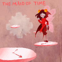 Maid of Time by quixoticschlemiel