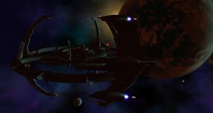 That Not Babylon 5 Redo by madmick2299