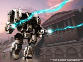 MechWarrior Mercs Wallpaper 2 by Mecha-Zone