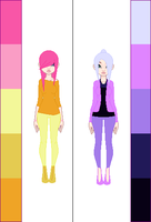Palette Adopts for  Rainbowcrashh by acer1321300