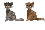 Cat Adoptables [Open] by ObliviousSade