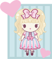 Sweet Heart Lolita by QOTD