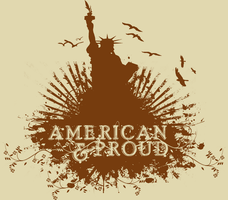 American and Proud by AngelikDiablo13