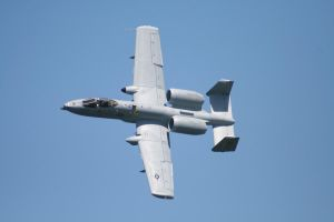 A-10 Thunderbolt II by CopperbeltJack