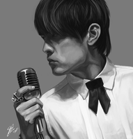 Jay Chou by Silver-Fate