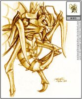 015 Beedrill by Nocturnalimagination