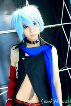 Isamine KAITO :: Type-H Vocaloid by Negize