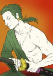Zoro by LadyDeadPooly