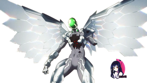 Accel World Silver Crow (1) by ZeroX57