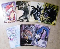Finished Tokens by ClaarBar
