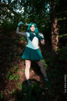 Sailor Neptune 7 by kiyaviolet