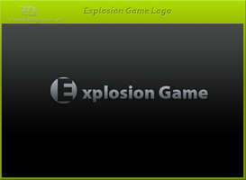 Explosion Game - Logo by nekarg